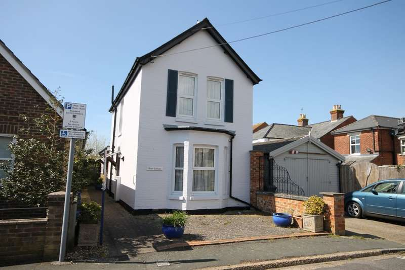 2 Bedrooms Detached House for sale in Yarmouth, Isle of Wight