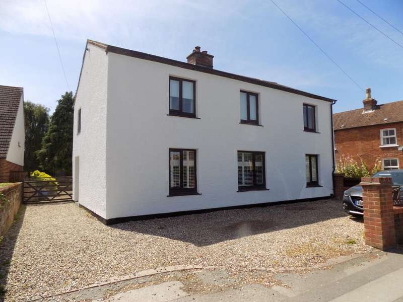 5 Bedrooms Detached House for sale in Bath Road, Thatcham, RG18