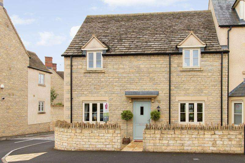 3 Bedrooms End Of Terrace House for sale in Moss Way - Corinium Via - Cirencester - GL7