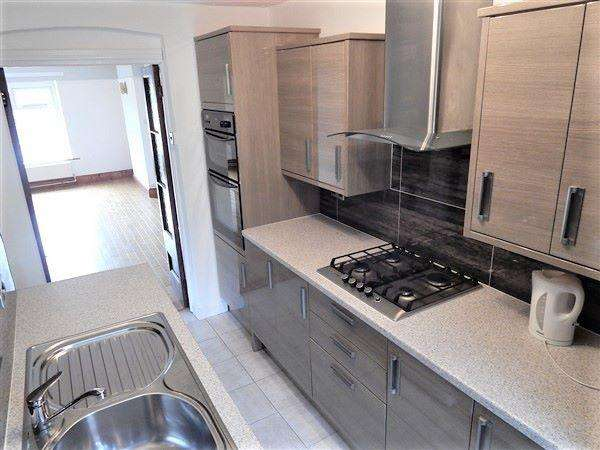 3 Bedrooms End Of Terrace House for sale in Tillery Road, Abertillery, NP13 1HZ