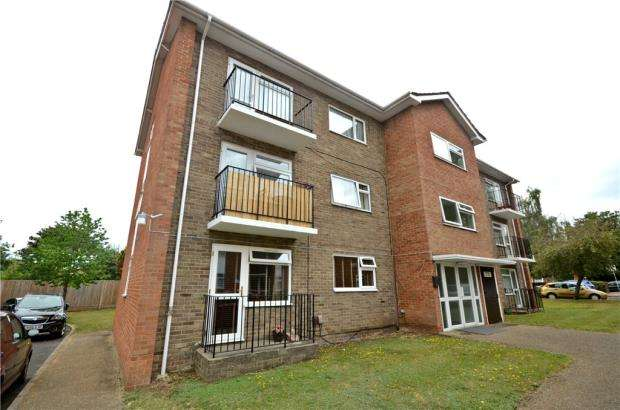 2 Bedrooms Apartment Flat for sale in Valerie Court, Bath Road, Reading