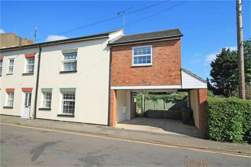 2 Bedrooms Semi Detached House for sale in Mount Street, Aylesbury, Buckinghamshire