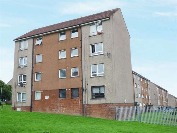 2 Bedrooms Flat for sale in Leith Walk, Dundee