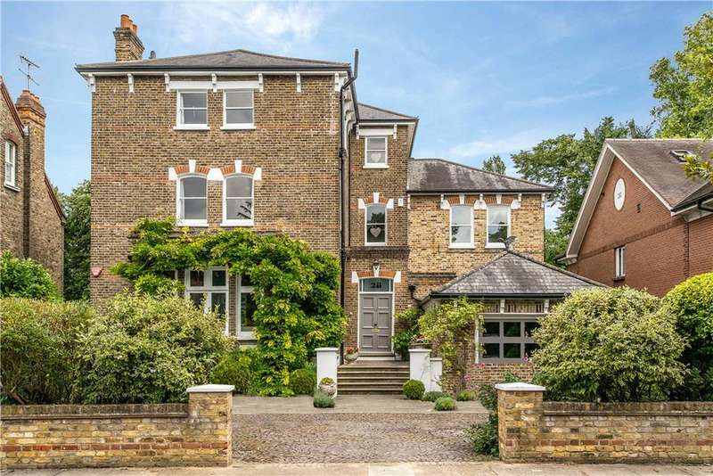 7 Bedrooms Detached House for sale in Ailsa Road, Twickenham, TW1