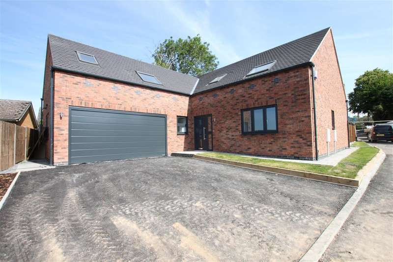5 Bedrooms Detached House for sale in Cotes Road, Barrow Upon Soar