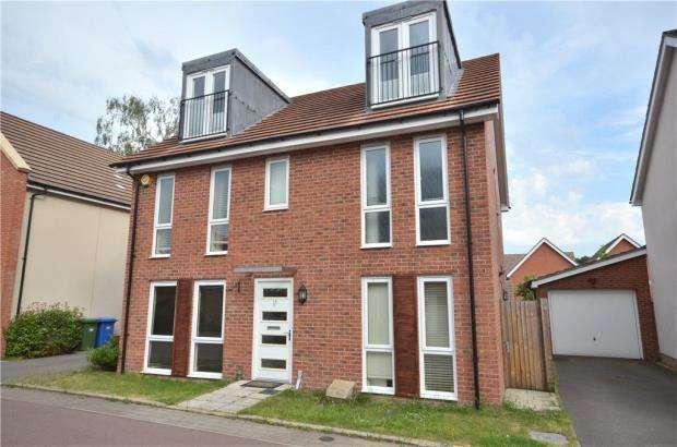 5 Bedrooms Detached House for sale in Buccaneer Road, Bracknell, Berkshire