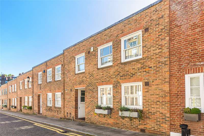 4 Bedrooms Terraced House for sale in Paradise Walk, Chelsea, London, SW3