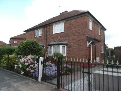 3 Bedrooms Semi Detached House for sale in Milner Avenue, Broadheath, Altrincham, Greater Manchester