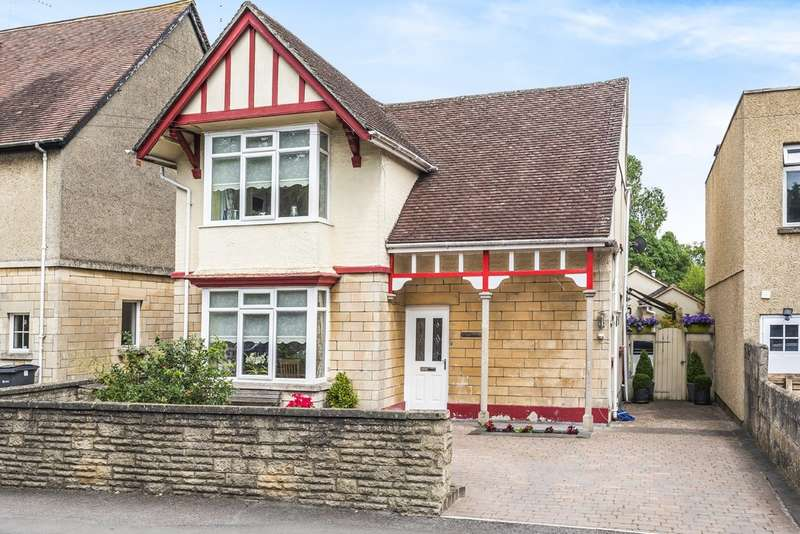 3 Bedrooms Detached House for sale in Somerford Road, Cirencester