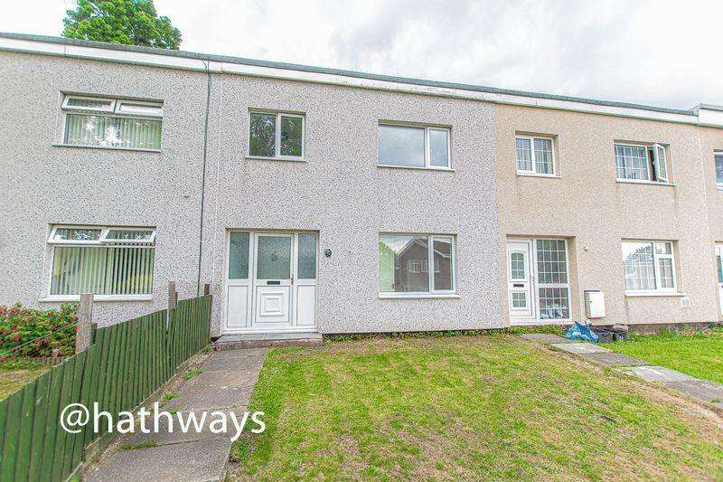 3 Bedrooms Terraced House for sale in Chepstow Rise, Croesyceiliog