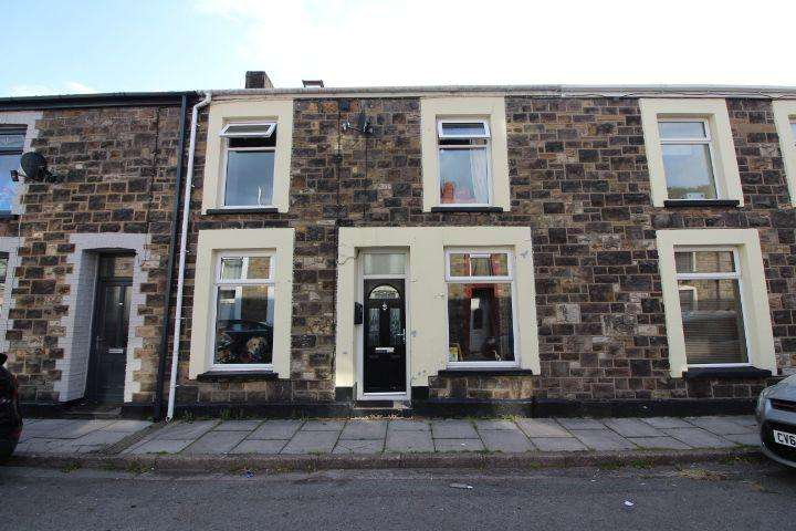 4 Bedrooms Terraced House for sale in Alexandra Place, Sirhowy, Tredegar