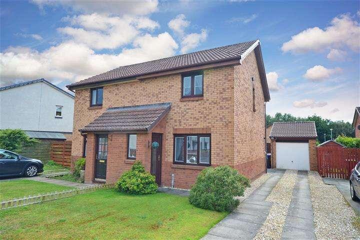 3 Bedrooms Semi Detached House for sale in 26 Pentland Drive, Prestwick, KA9 2TH