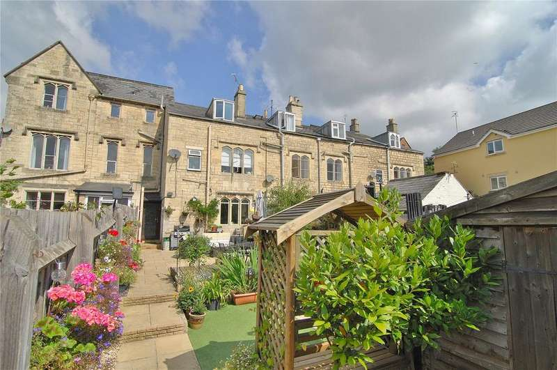 3 Bedrooms End Of Terrace House for sale in Westward Road, Stroud, Gloucestershire, GL5