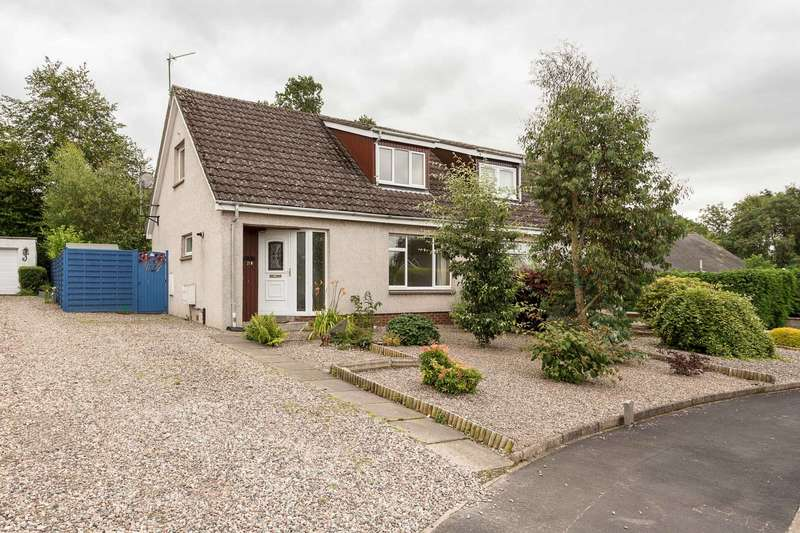 3 Bedrooms Semi Detached House for sale in Turfbeg Place, Forfar, Angus, DD8 3LQ