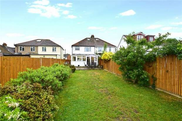 4 Bedrooms Semi Detached House for sale in Swallow Street, Iver Heath, Buckinghamshire