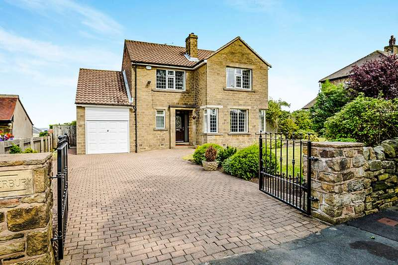 4 Bedrooms Detached House for sale in Blackley Road, Elland, West Yorkshire, HX5