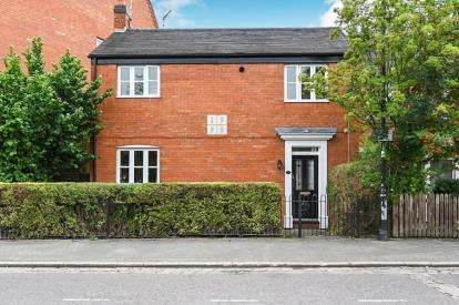 3 Bedrooms Town House for sale in Mill Street, Rocester, Uttoxeter, Staffordshire