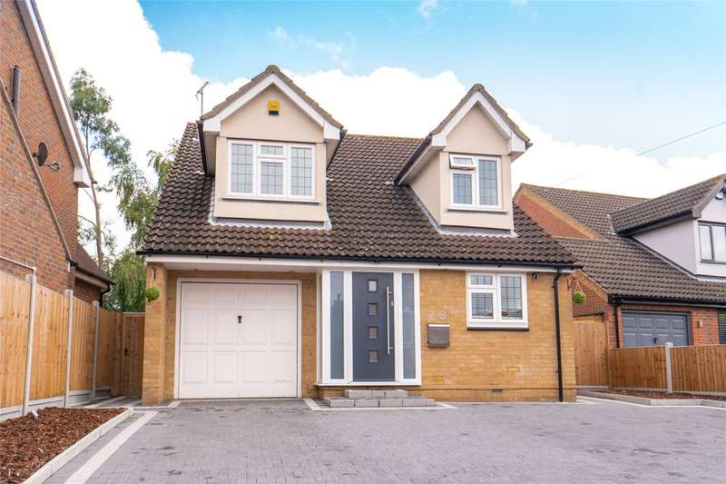 4 Bedrooms Detached House for sale in Laindon Road, Billericay, Essex