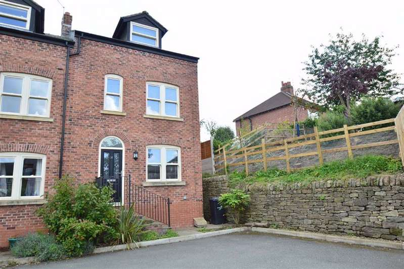 3 Bedrooms Town House for sale in Dale Street, Macclesfield