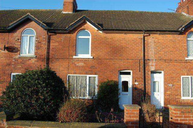 3 Bedrooms Terraced House for rent in Grammar School Road, Brigg, North Lincolnshire, DN20