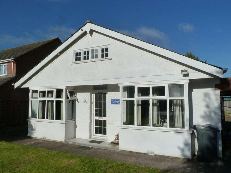 4 Bedrooms Detached Bungalow for sale in Innsworth Lane, Longlevens, Gloucester, GL2