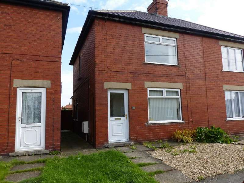 3 Bedrooms Semi Detached House for rent in West Street, Scawby, North Lincolnshire