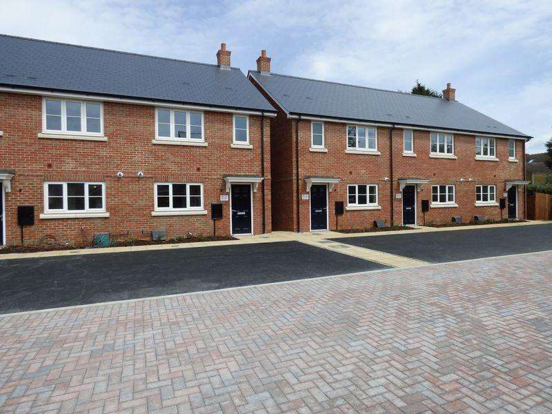 3 Bedrooms End Of Terrace House for sale in Earls Park, Tuffley Crescent, GL1 5NE