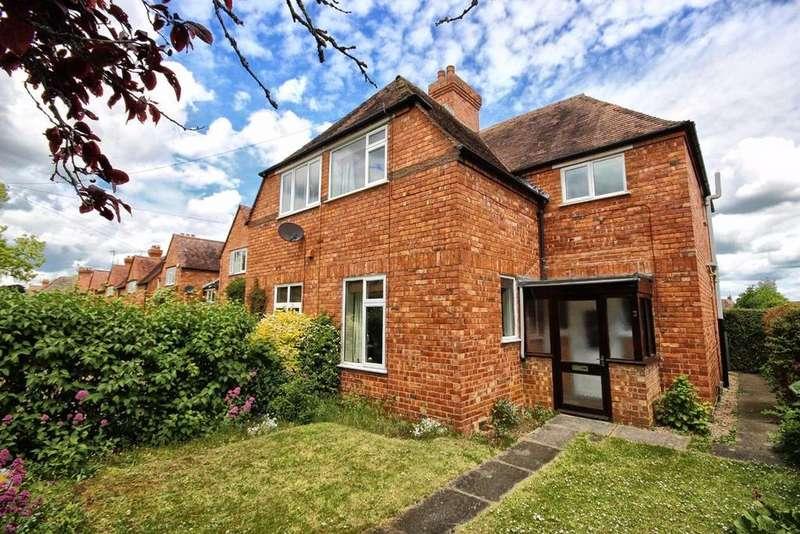3 Bedrooms Semi Detached House for sale in Shakespeare Road, St Mark's, Cheltenham, GL51