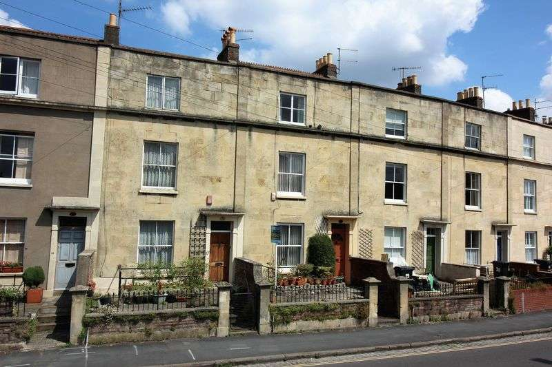 3 Bedrooms Property for sale in Avon Crescent Hotwells, Bristol