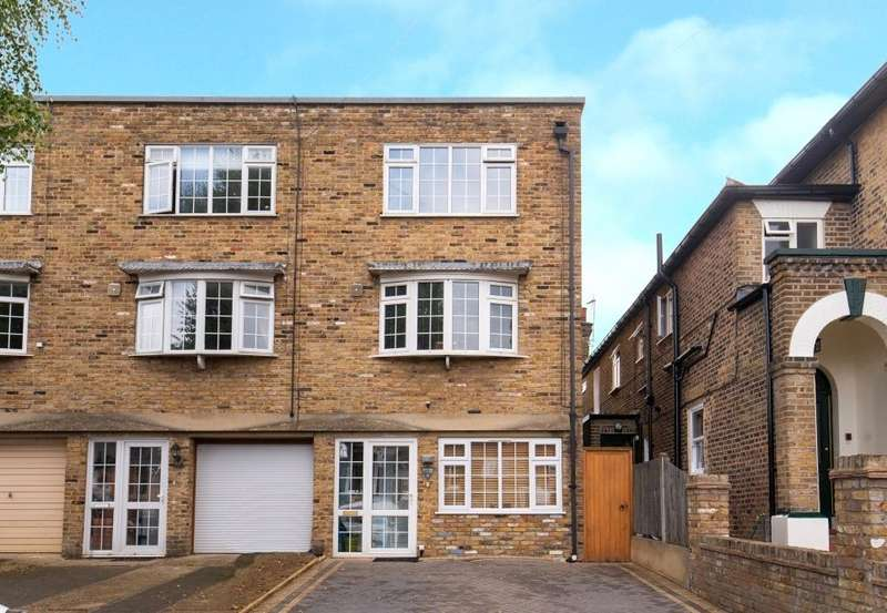 4 Bedrooms End Of Terrace House for sale in Princes Road, Buckhurst Hill, Essex, IG9