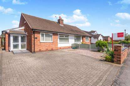2 Bedrooms Bungalow for sale in Marina Avenue, Great Sankey, Warrington, Cheshire