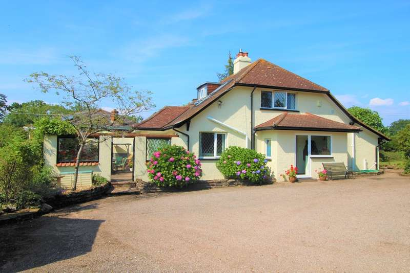 3 Bedrooms Detached House for sale in Aylesbeare
