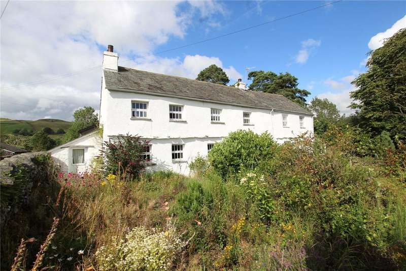 4 Bedrooms Detached House for sale in Hill Farm, Garnett Bridge Road, Burneside, Kendal
