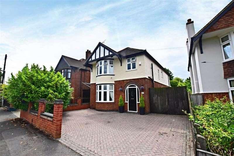 3 Bedrooms Detached House for sale in Lansdown Road, Kingsholm