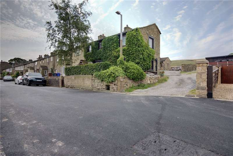 2 Bedrooms End Of Terrace House for sale in Hollin Hall, Trawden, Colne, Lancashire