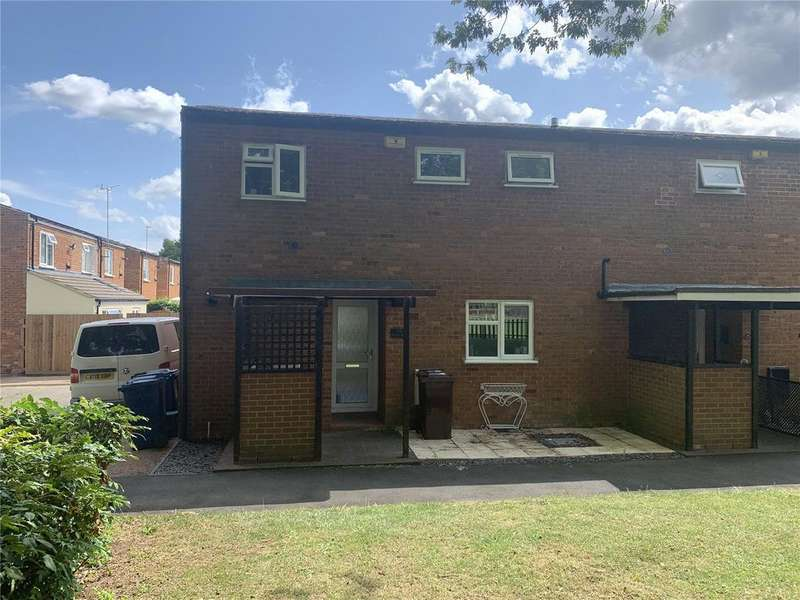 3 Bedrooms Semi Detached House for sale in Ryder Row, Innsworth, Gloucester, GL3