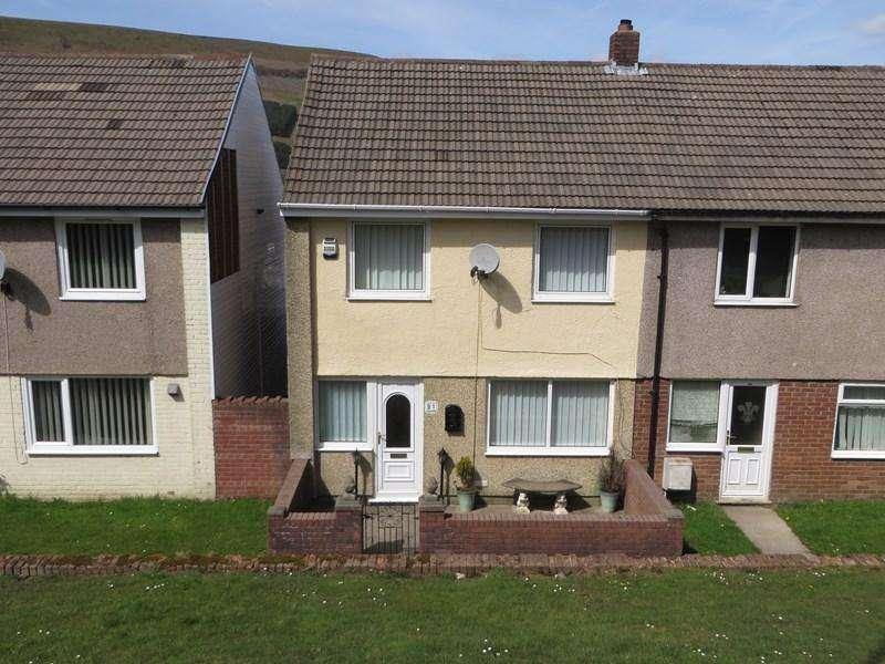 3 Bedrooms Terraced House for sale in East Pentwyn, Blaina, Abertillery