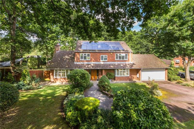 5 Bedrooms Detached House for sale in Woodland Rise, Studham, Dunstable, Bedfordshire