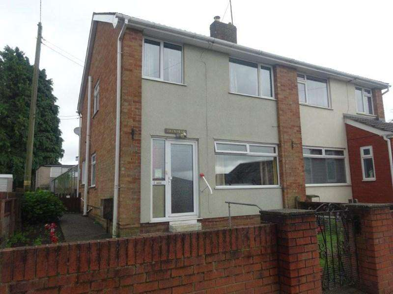3 Bedrooms Semi Detached House for sale in High Street, Bream, Lydney