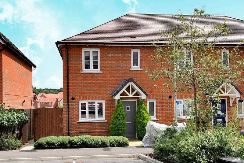 3 Bedrooms End Of Terrace House for sale in Habberfield, Tidworth