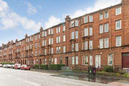 2 Bedrooms Flat for sale in Dumbarton Road, Scotstoun