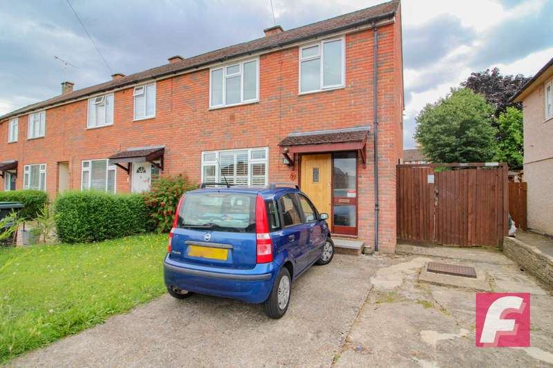 3 Bedrooms End Of Terrace House for sale in Birkdale Gardens, South Oxhey