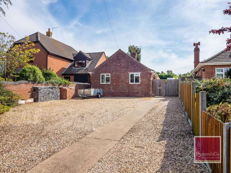4 Bedrooms Detached Bungalow for sale in Bawburgh Lane, New Costessey, Norwich