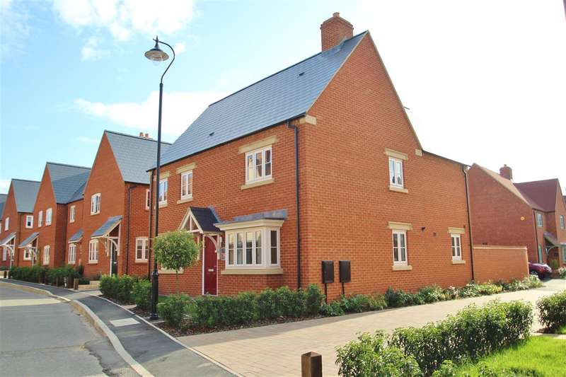 4 Bedrooms Detached House for sale in Hyperion Lane, Brackley