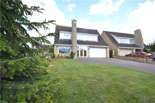 4 Bedrooms Detached House for sale in Ratcliff Lawns, Southam, CHELTENHAM, Gloucestershire, GL52 3PA