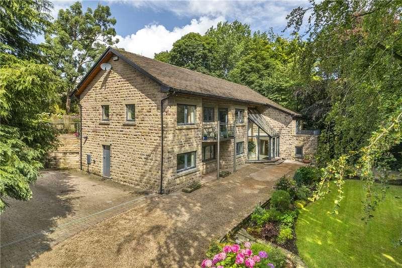 6 Bedrooms Detached House for sale in Mickleden, Ladderbanks Lane, Baildon