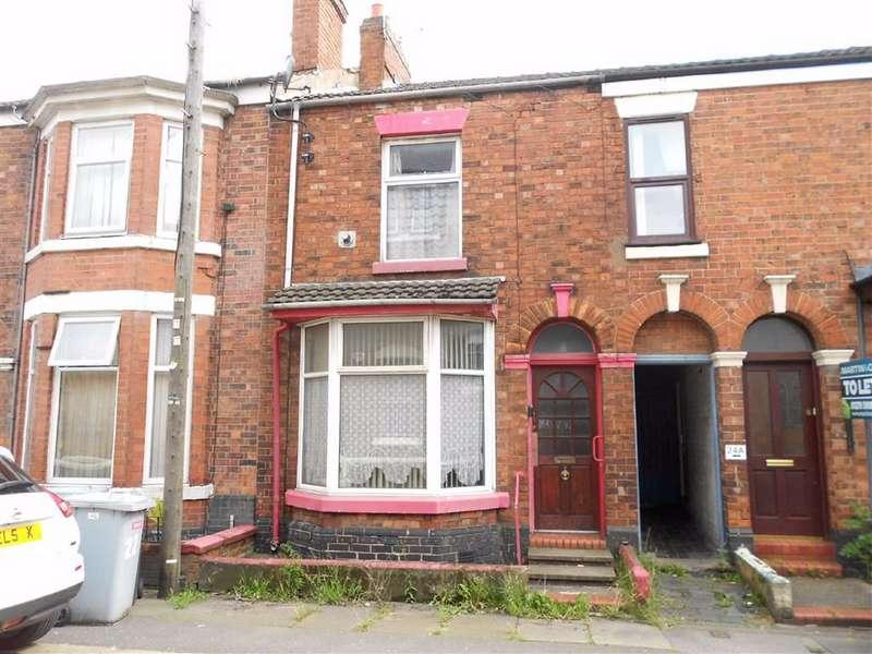 2 Bedrooms Terraced House for sale in Gatefield Street, Crewe