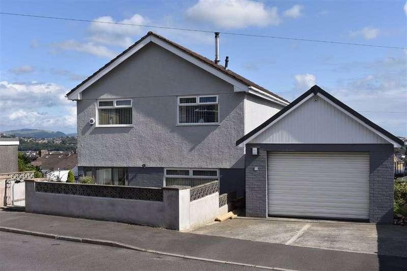 3 Bedrooms Detached House for sale in Bryn Street, Brynhyfryd, Brynhyfryd Swansea
