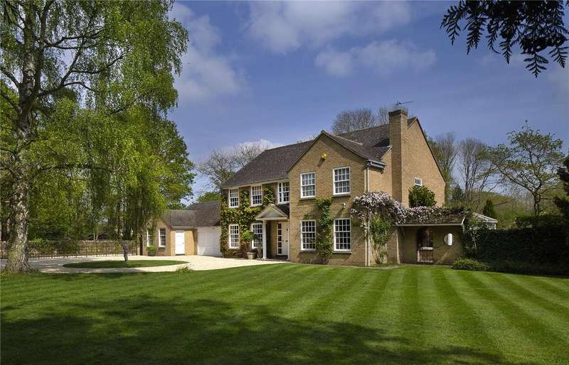 5 Bedrooms Detached House for sale in Church Lane, Weston-on-the-Green, Bicester, Oxfordshire