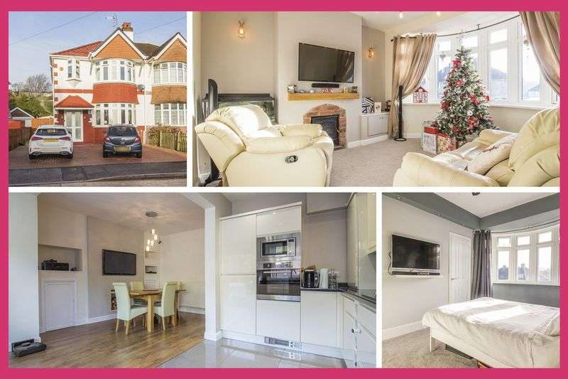 3 Bedrooms Property for sale in Dale Road, Newport